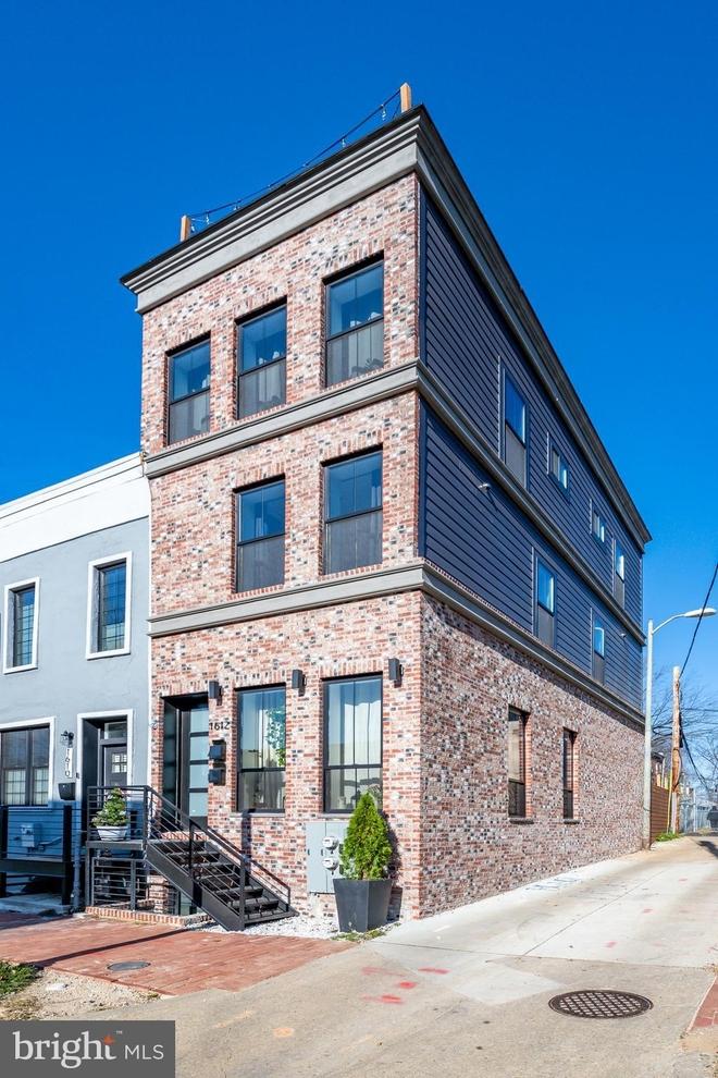 Building at 1612 Levis Street Northeast, Washington, DC 20002