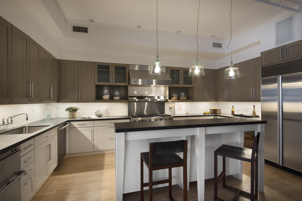 Kitchens at 383 West Broadway, New York, NY 10012