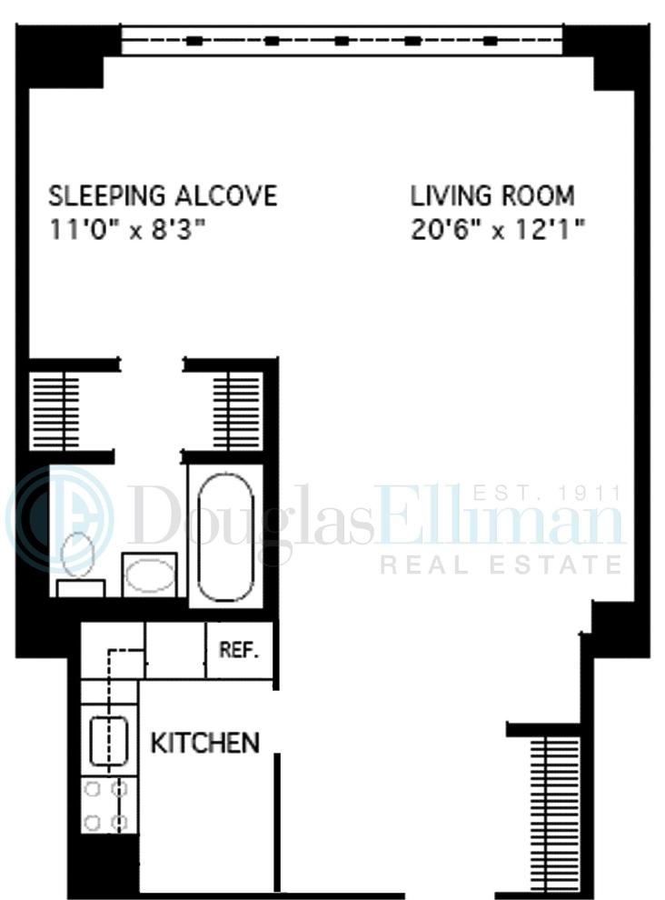 Unit 22O at 5700 Arlington Avenue, Bronx, NY 10471
