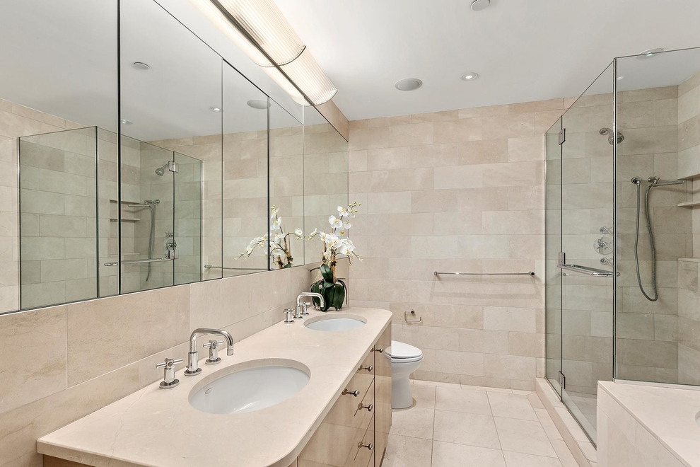 Trend Central Park Bathrooms Interior