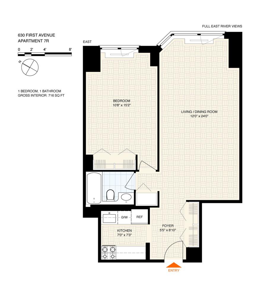 630 1st Avenue, New York, NY 10016: Sales, Floorplans, Property ...