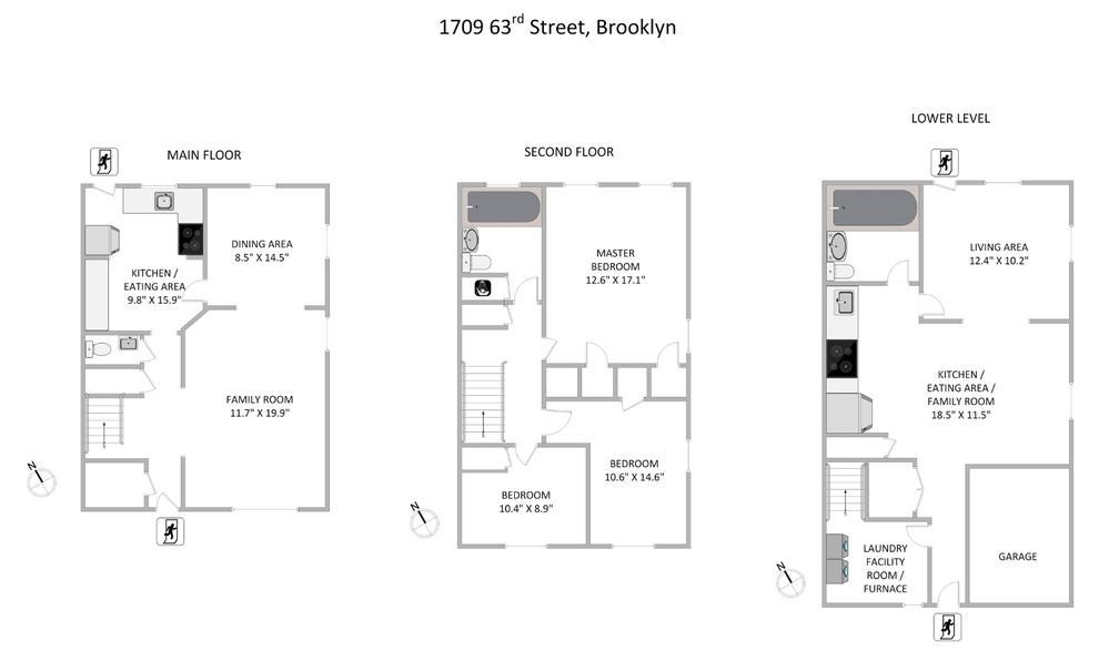 Unit  at 1709 63rd Street, Brooklyn, NY 11204