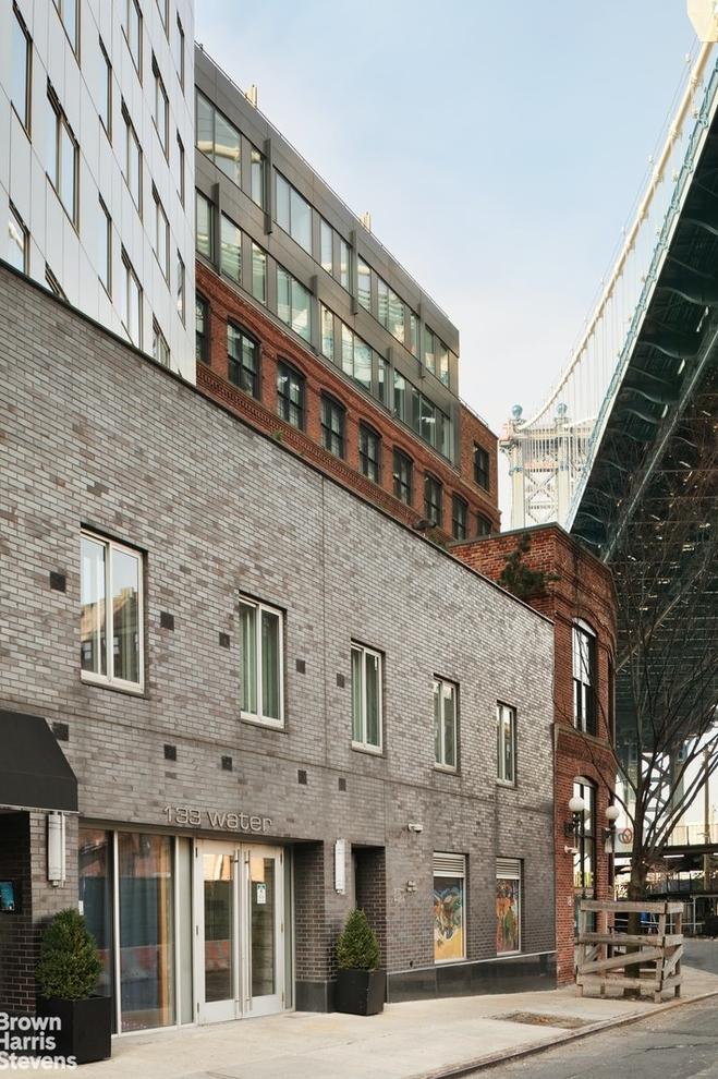 Building at 133 Water Street, Brooklyn, NY 11201