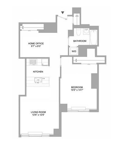 Unit 3B at 389 East 89th Street, New York, NY 10128