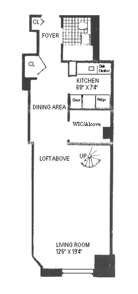 Unit 8J at 244 Madison Avenue, New York, NY 10016