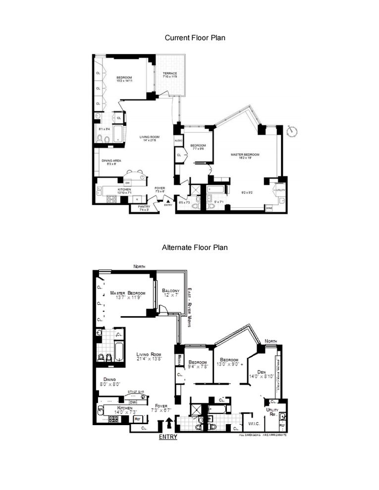 Unit 8JIS at 60 Sutton Place South, New York, NY 10022