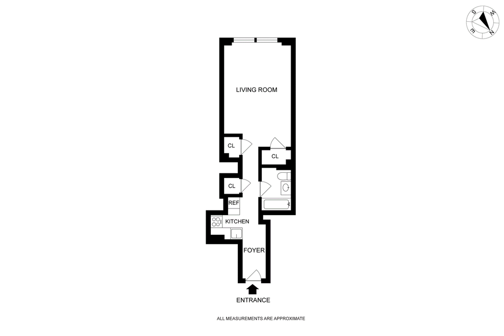 Unit 804 at 23 West 73rd Street, New York, NY 10023