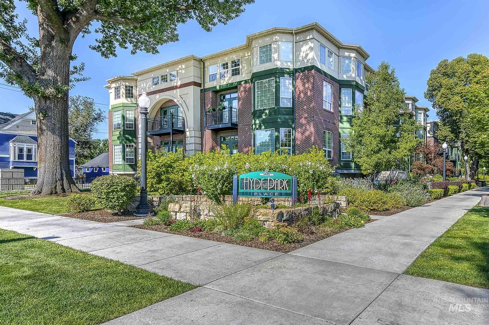 Building at 1207 West Ft Street, Boise, ID 83702