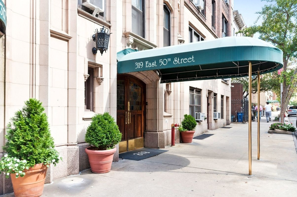 Building at 319 East 50th Street, New York, NY 10022