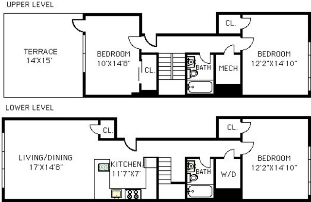 Unit 3B at 39 Madison Street, Brooklyn, NY 11238