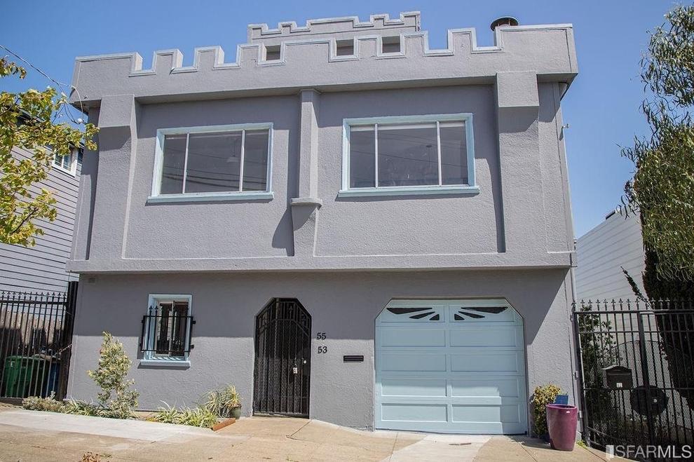 Building at 55 Pomona Street, San Francisco, CA 94124