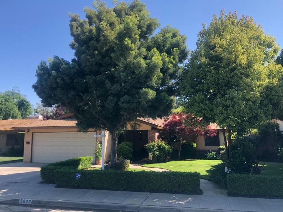 Building at 5832 East Grant Avenue, Fresno, CA 93727