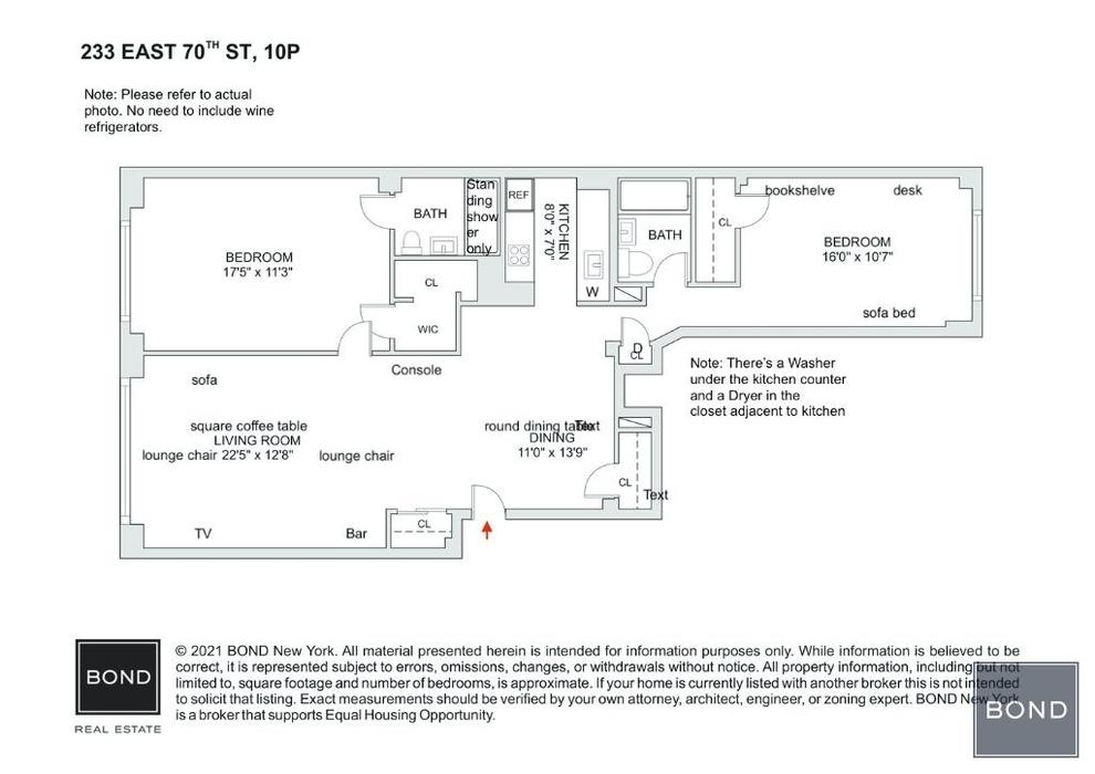 Unit 10P at 233 East 70th Street, New York, NY 10021
