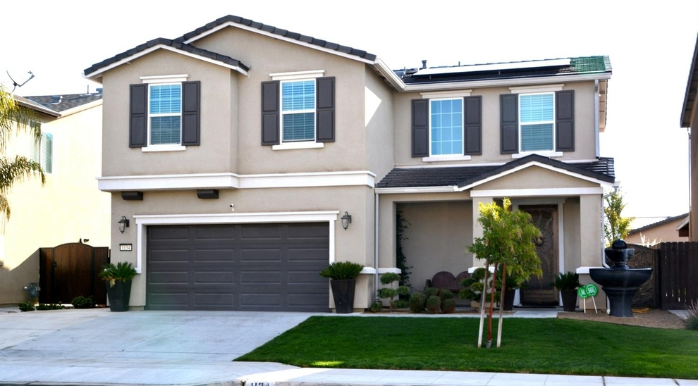 Building at 1134 South Pearwood Avenue, Fresno, CA 93727