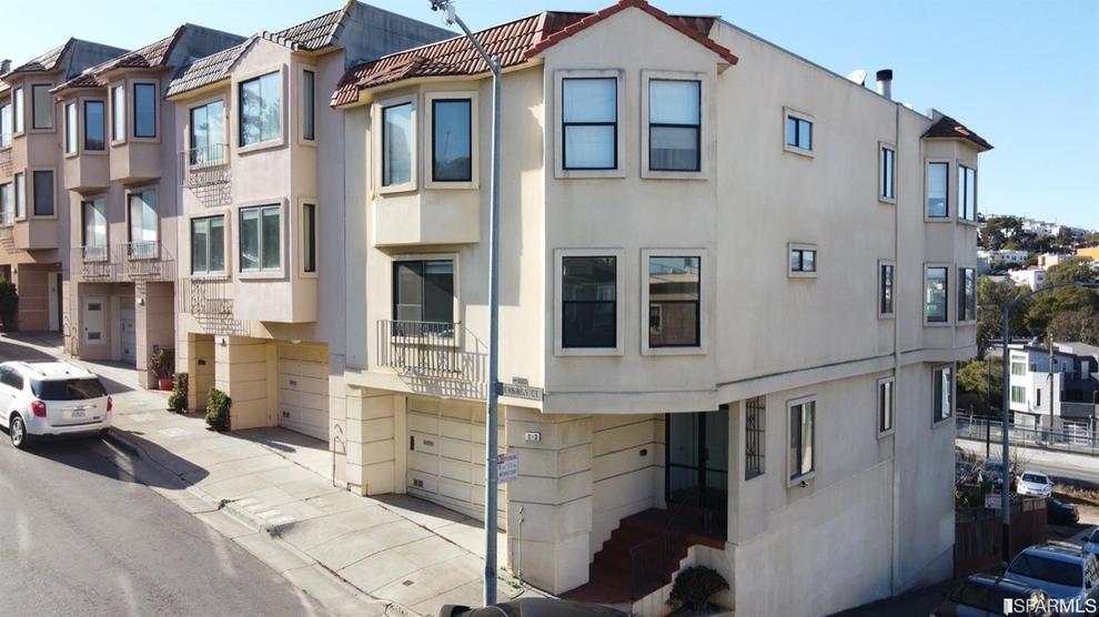 Building at 1 Jennings Court, San Francisco, CA 94124