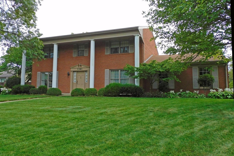 Building at 1361 Marlyn Drive, Columbus, OH 43220