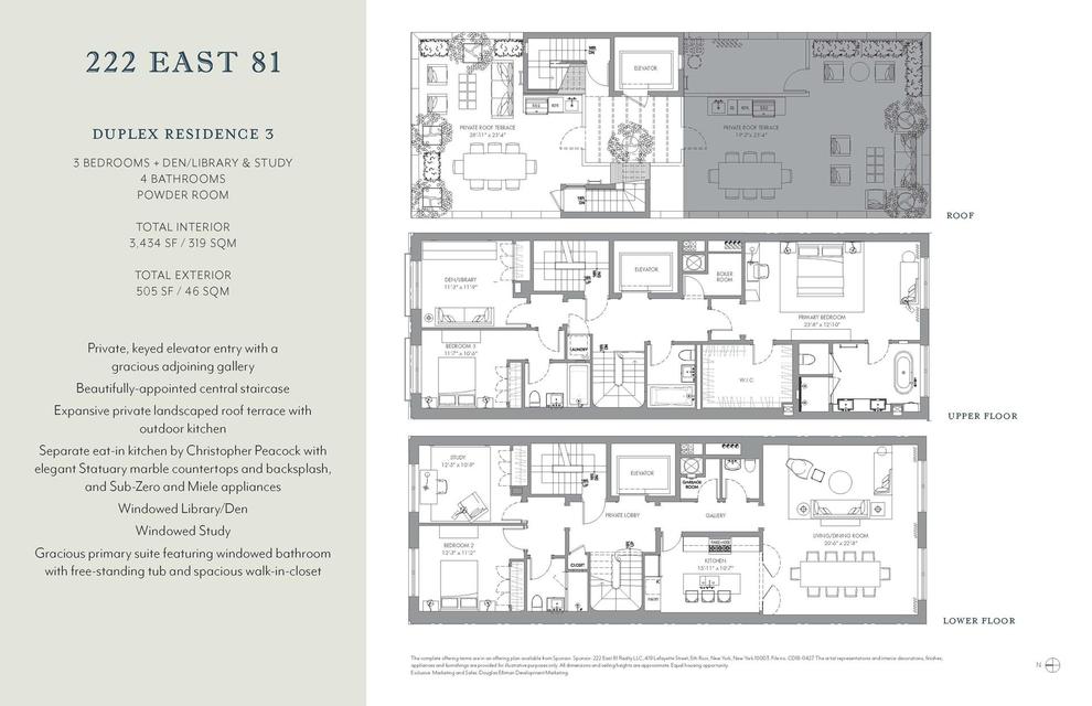 Unit 3 at 222 East 81st Street, New York, NY 10028