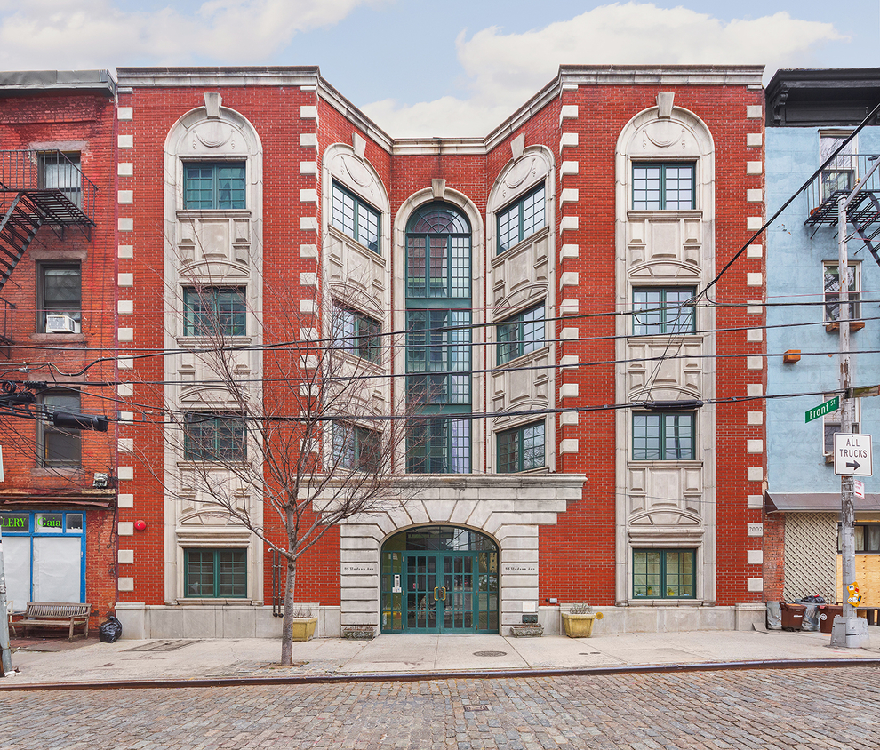 Building at 85 Hudson Avenue, Brooklyn, NY 11201