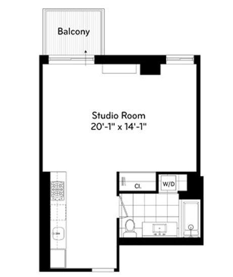 Unit 502 at 333 Rector Place, New York, NY 10280