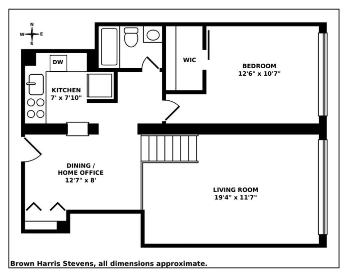 Unit 312 at 77 Bleecker Street, New York, NY 10012
