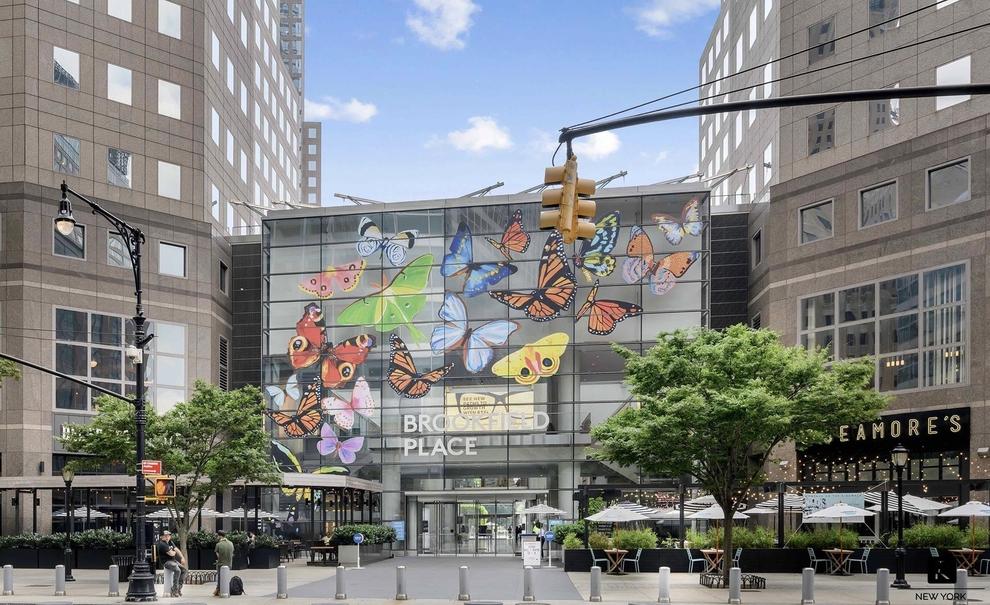 Building at 212 Warren Street, New York, NY 10282