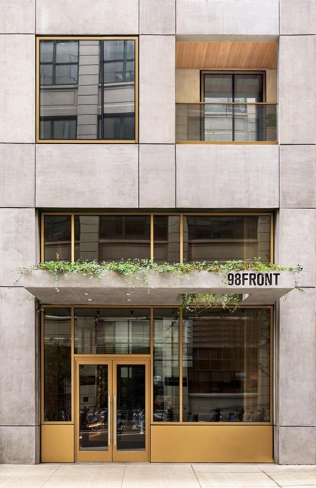 Building at 98 Front Street, Brooklyn, NY 11201
