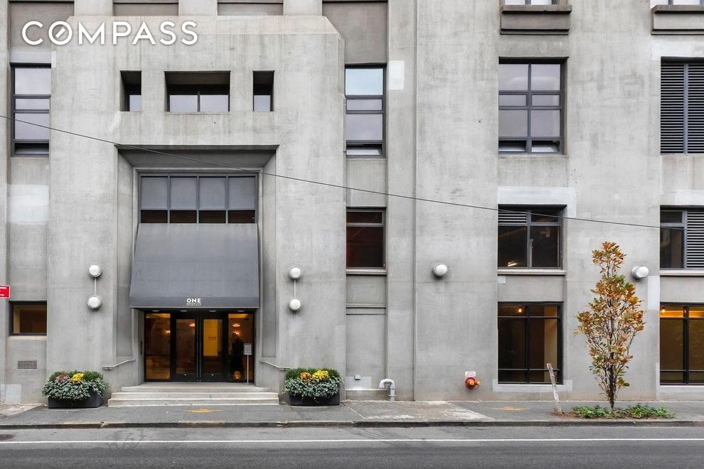 Building at 360 Furman Street, Brooklyn, NY 11201