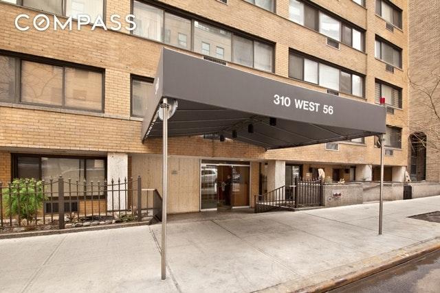 310 West 56th Street New York Ny 10019 Sales