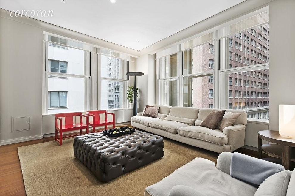 Building at 55 Wall Street, New York, NY 10005