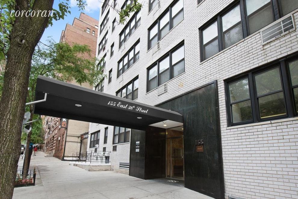 155 East 38th Street New York Ny 10016 Sales Floorplans
