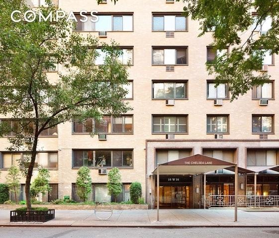 16 West 16th Street, New York, NY 10011: Sales, Floorplans