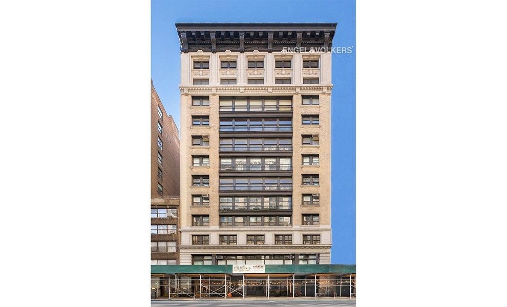 38 West 26th Street New York Ny 10010 Sales Floorplans