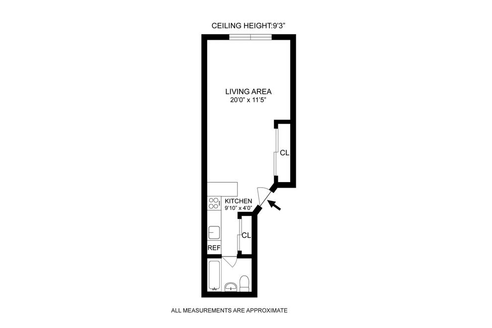 Unit 3B at 203 East 89th Street, New York, NY 10128