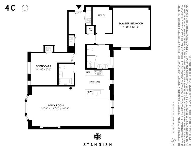 171 columbia heights brooklyn ny 11201 sales. Black Bedroom Furniture Sets. Home Design Ideas