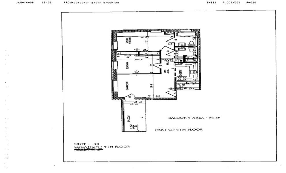 Unit 4B at 344 Degraw Street, Brooklyn, NY 11231