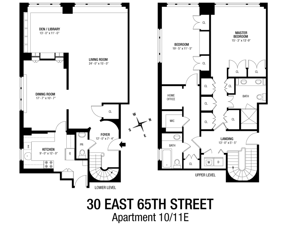 Unit 1011E at 30 East 65th Street, New York, NY 10065