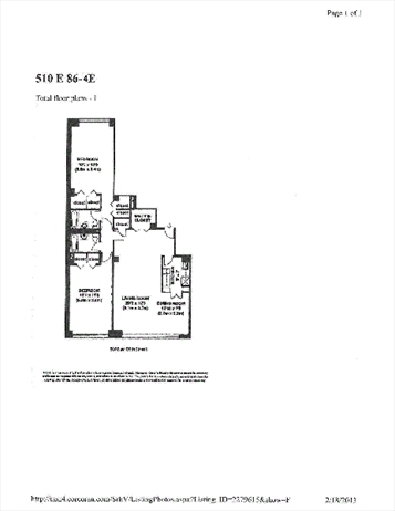Unit 4E at 510 East 86th Street, New York, NY 10028