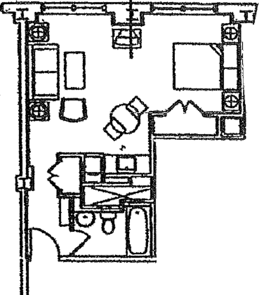 200 West 56th Street New York Ny 10019 Sales Floorplans