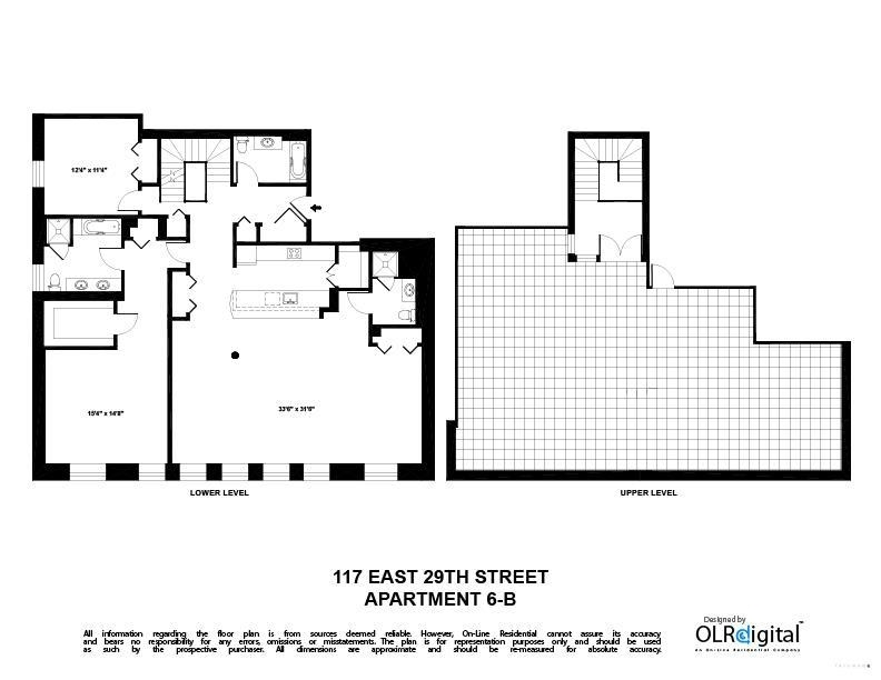 Unit 6B at 117 East 29th Street, New York, NY 10016