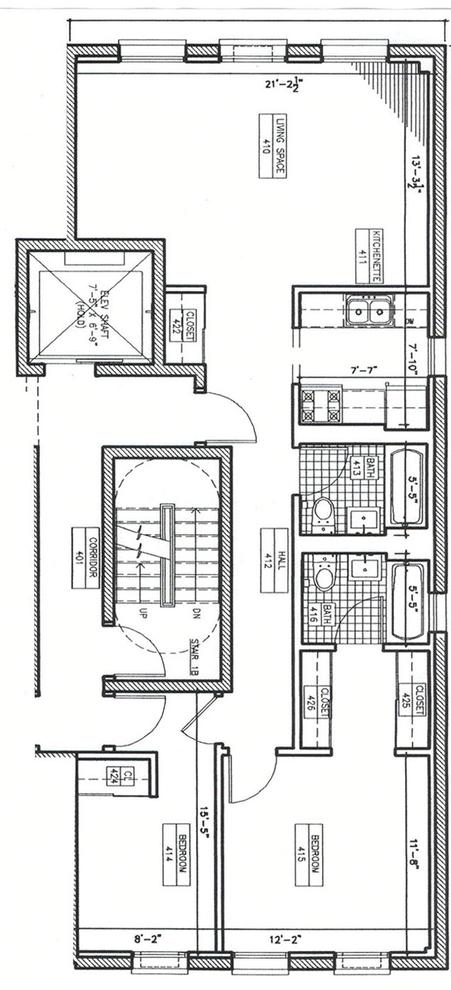 Unit 4A at 219 17th Street, Brooklyn, NY 11215