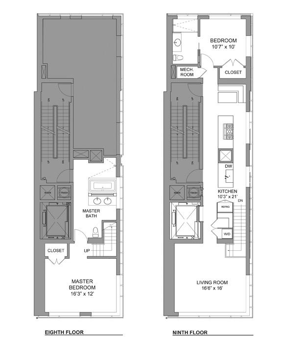 Unit 4 at 441 East 57th Street, New York, NY 10022