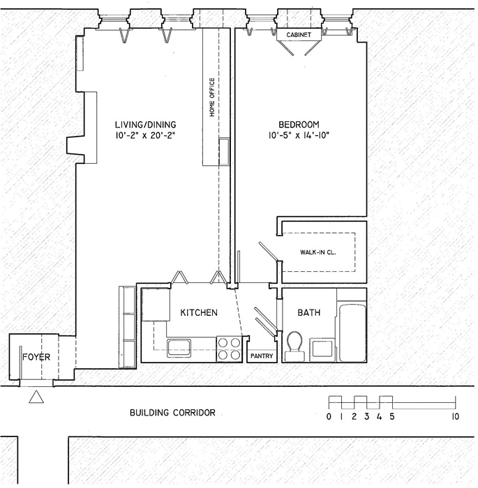 92 Horatio Street 2G New York NY 10014 Sales Floorplans Property Records