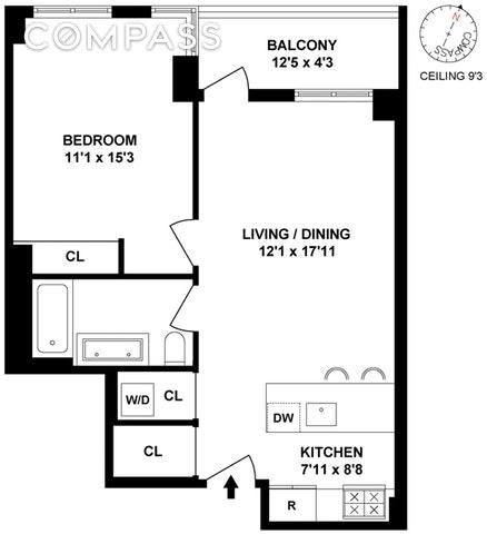 Unit 2C at 330 East 109th Street, New York, NY 10029