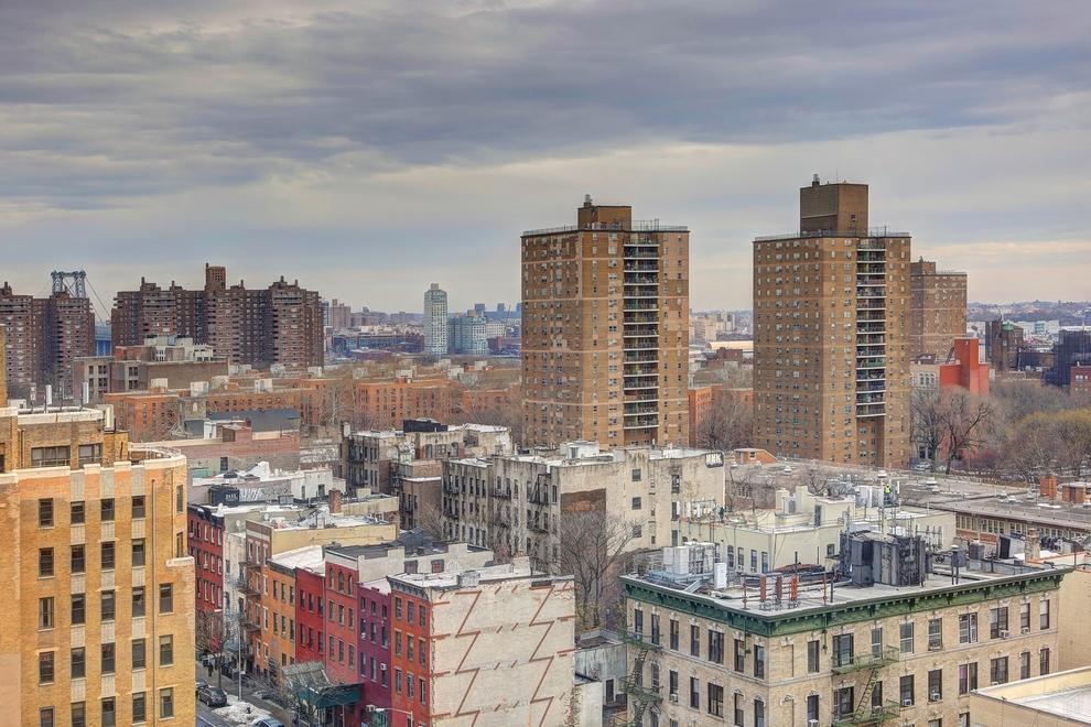 208 East Broadway, New York, NY 10002: Sales, Floorplans