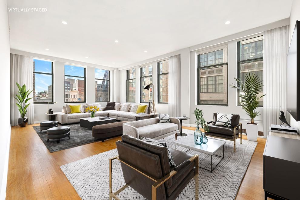 115 4th Avenue #6F, New York, NY 10003: Sales, Floorplans