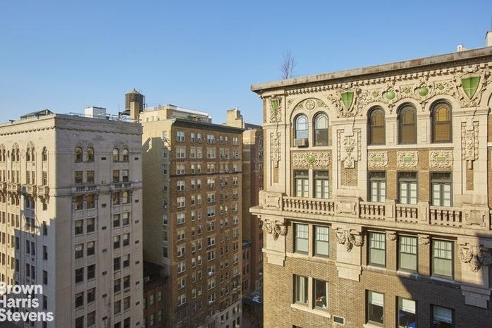 590 West End Avenue New York Ny 10024 Sales Floorplans