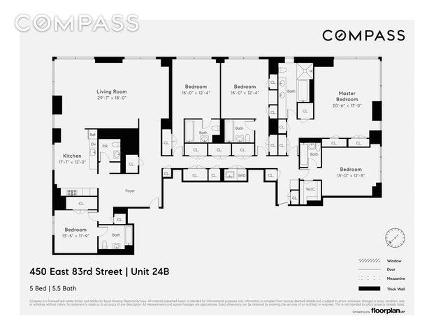 Unit 24B at 450 East 83rd Street, New York, NY 10028