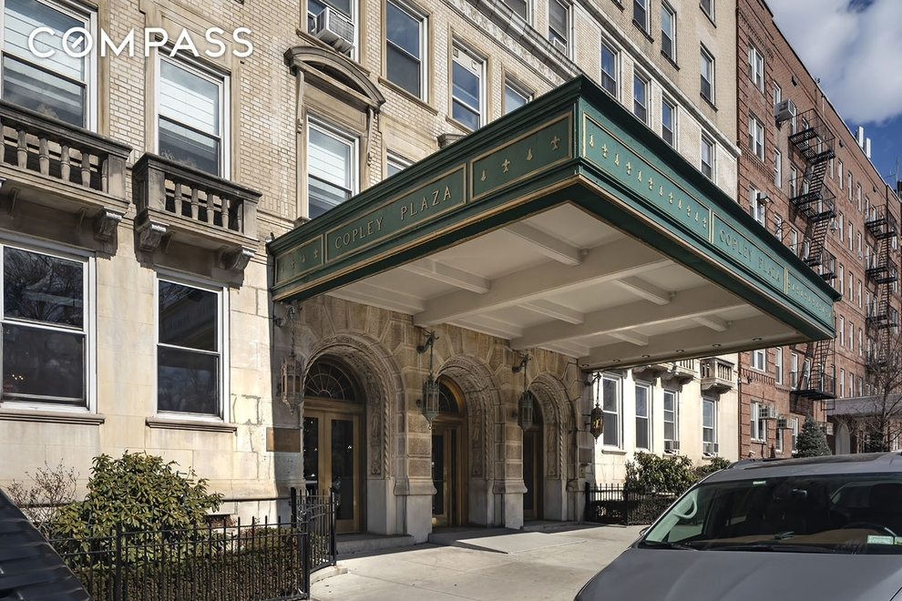 Building at 41 Eastern Parkway, Brooklyn, NY 11238