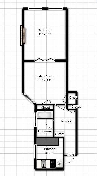 Unit 6B at 436 East 58th Street, New York, NY 10022