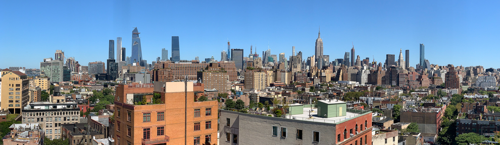 Building at 140 Charles Street, New York, NY 10014